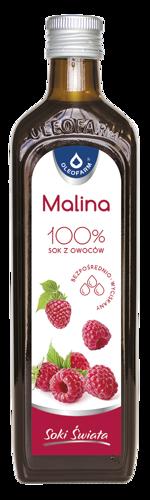Малиновый сок без консервантов