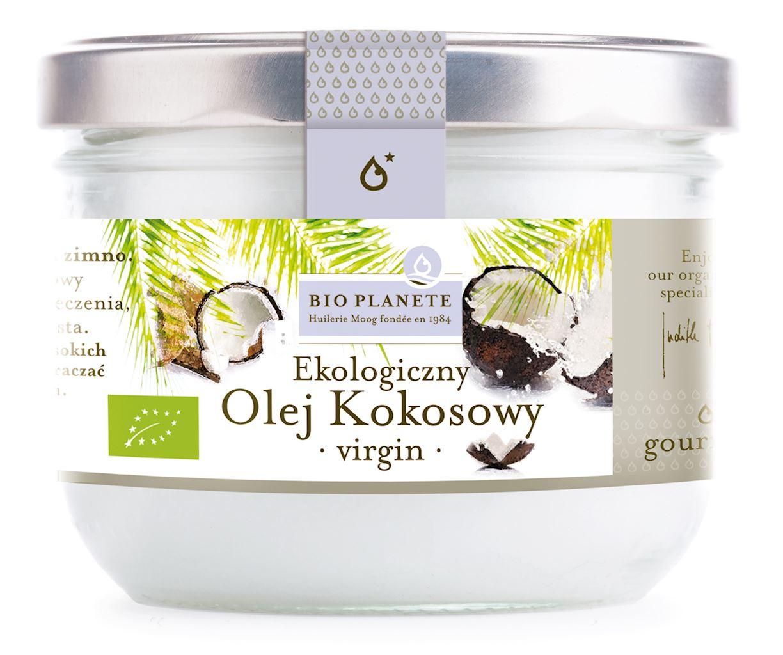 Масло кокосовое органическое