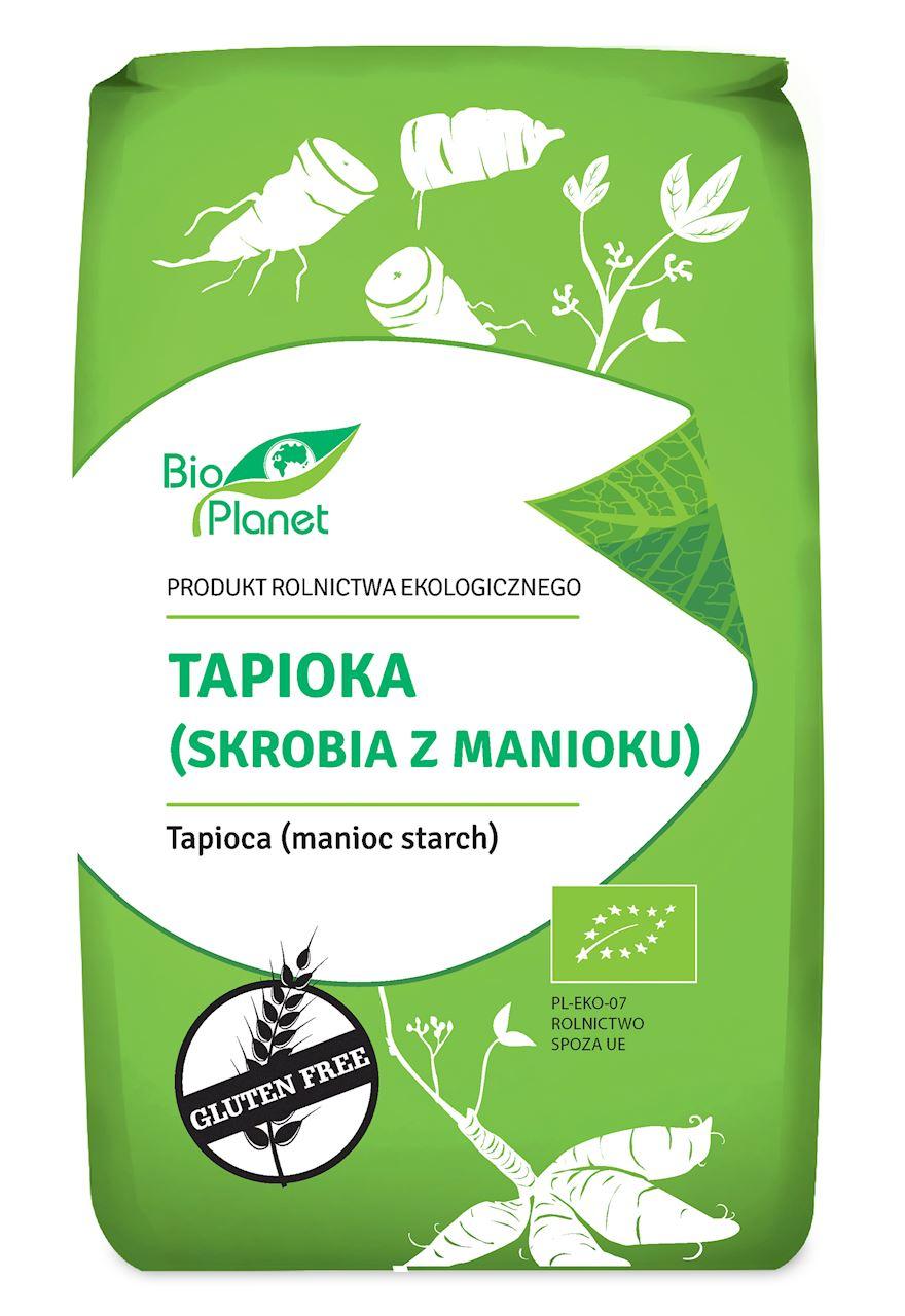 Мука тапиоки органическая Bio Planet