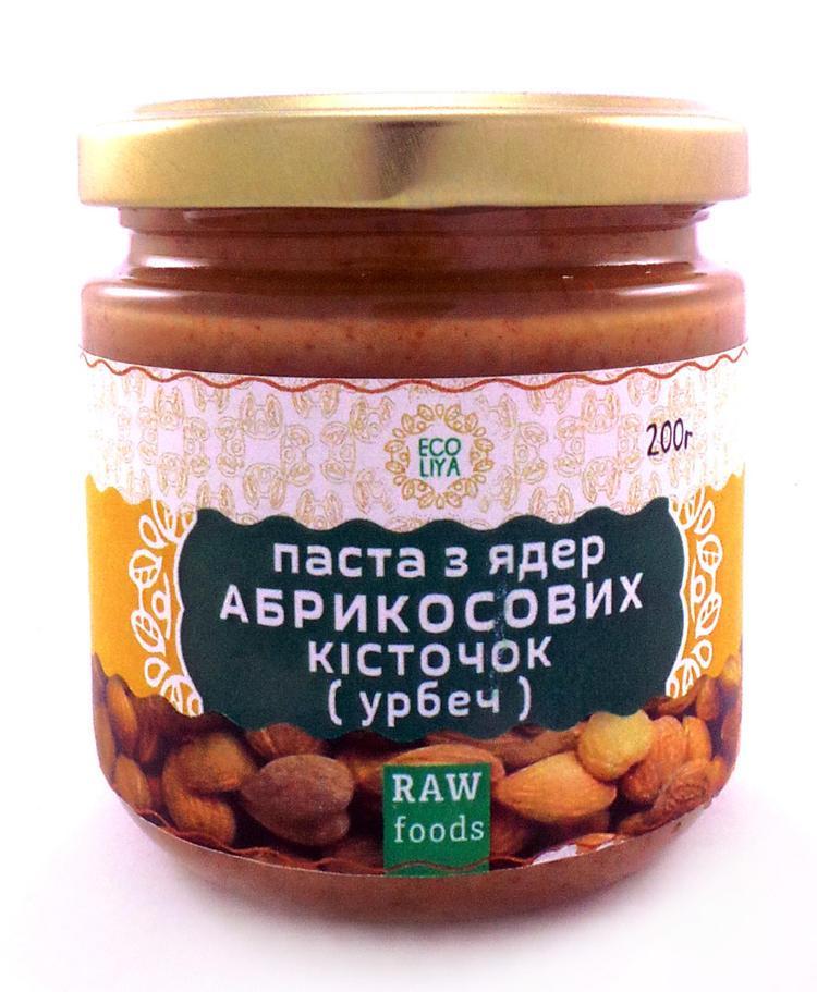 Паста из ядер абрикосовых косточек (урбеч)