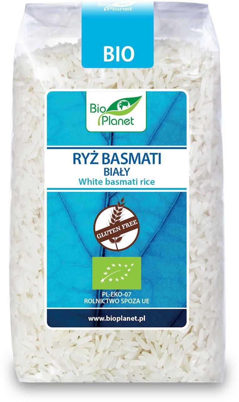Рис басмати белый органический