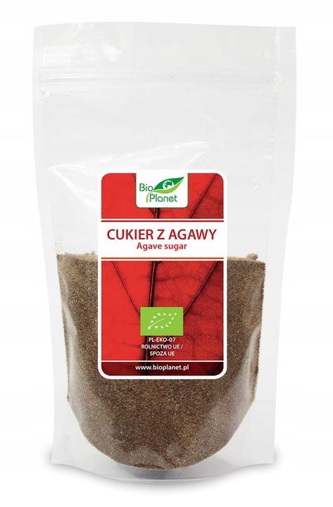Сахар с агавы органический