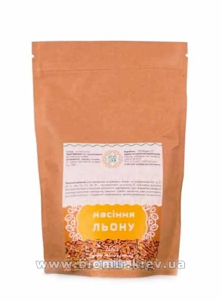 Семена льна Ecoliya 200 грамм