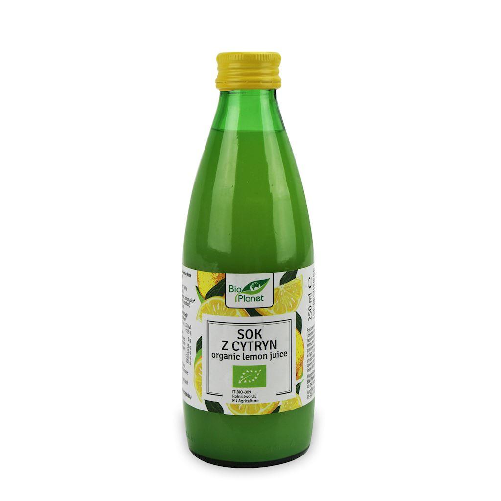 Лимонный сок органический