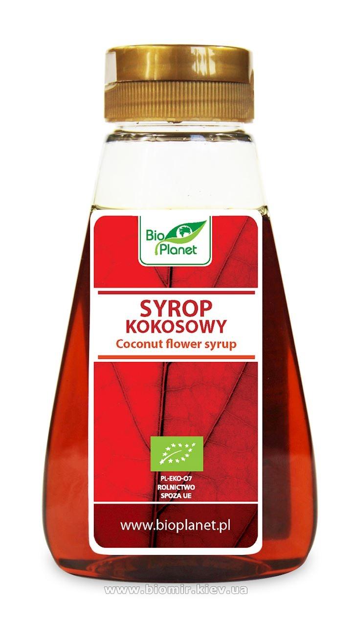 Кокосовый сироп органический