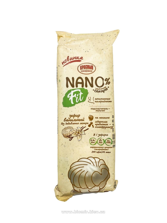 Зефир Nano без добавления сахара ванильный
